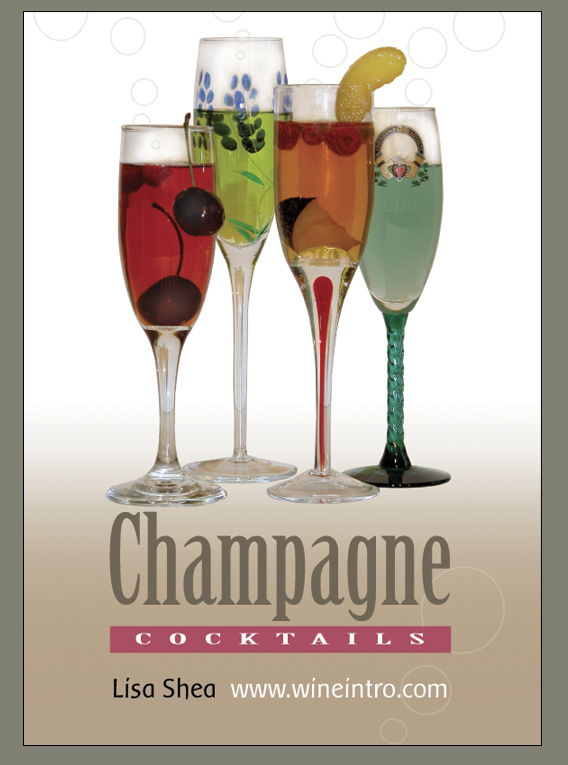 Champagne Cocktail Book Cover